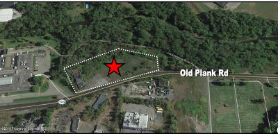Lackawanna County Residential Lots & Land For Sale: 1209 Old Plank Rd