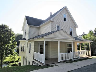 Factoryville Single Family Home For Sale: 65 College Ave