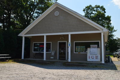 Luzerne County Commercial For Sale: 720 Suscon Road