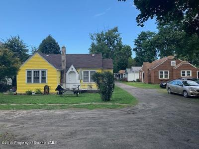 Luzerne County Commercial For Sale: 84 Atherton Ave