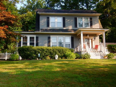 Clarks Summit Single Family Home For Sale: 720 Winola Rd