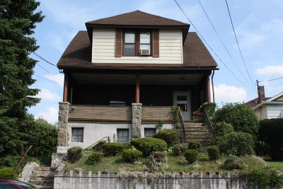 Lackawanna County Single Family Home For Sale: 715 Stafford Ave