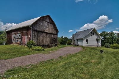 Wyoming County Single Family Home For Sale: 64 Wright Road