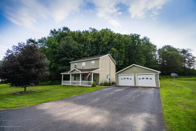 Susquehanna County Single Family Home For Sale: 89 Kirsten's Way