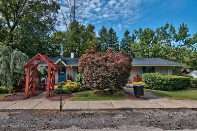Clarks Summit Single Family Home For Sale: 500 School Street