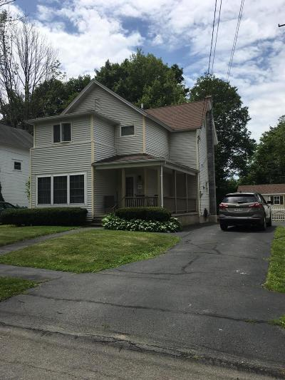 Lackawanna County Single Family Home For Sale: 15 Archbald St