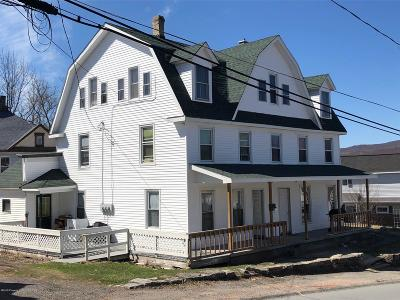 Lackawanna County Multi Family Home For Sale: 114-116 S Main St