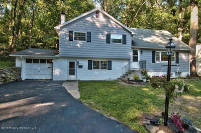 Lackawanna County Single Family Home For Sale: 614 Haven Ln