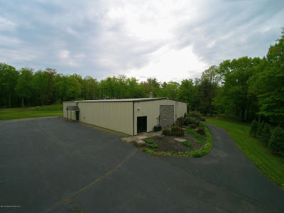 Wyoming County Commercial For Sale: 9 Elm Crest Dr