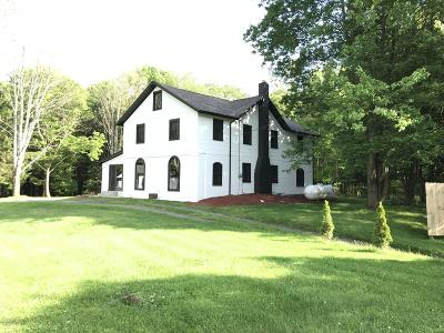 Wyoming County Single Family Home For Sale: 1490 Sr 11
