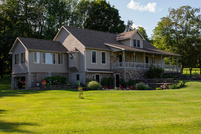 Susquehanna County Single Family Home For Sale: 489 Vauter Rd