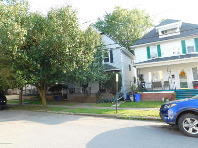 Lackawanna County Multi Family Home For Sale: 604 Depot St
