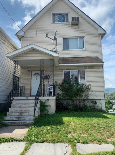 Lackawanna County Multi Family Home For Sale: 402 S Webster Ave