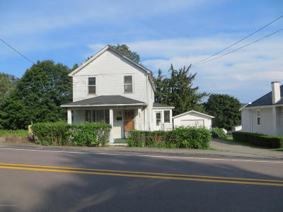 Lackawanna County Single Family Home For Sale: 304 Depew Ave
