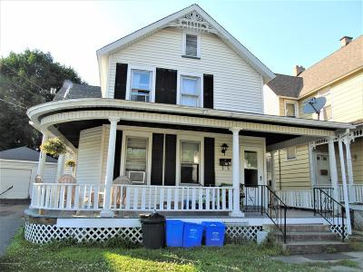 Luzerne County Multi Family Home For Sale: 811 Main St