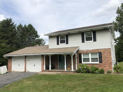 Lackawanna County Single Family Home For Sale: 851 Longview Terrace