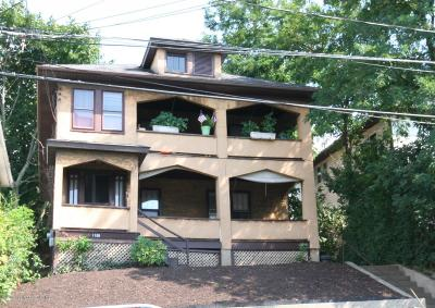 Lackawanna County Multi Family Home For Sale: 1108 Monroe Ave