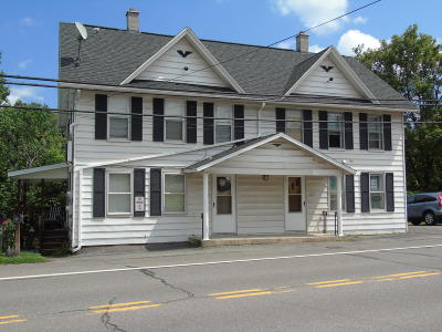 Lackawanna County Commercial For Sale: 142-144 N Main St