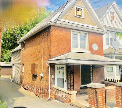 Lackawanna County Single Family Home For Sale: 218 Theodore St