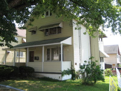 Lackawanna County Multi Family Home For Sale: 1406 N Main Ave