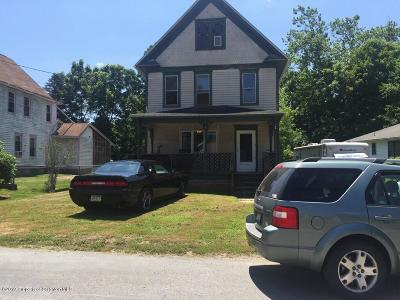 Wyoming County Single Family Home For Sale: 6 Oak