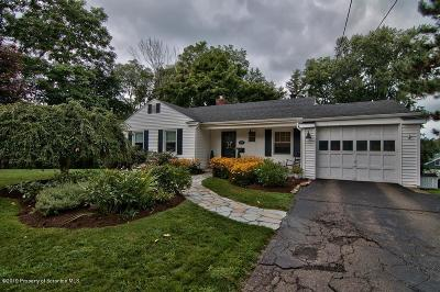 Clarks Summit Single Family Home For Sale: 415 Main Ave