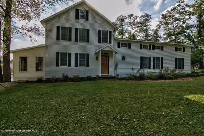 Montrose Single Family Home For Sale: 601 Chenango St