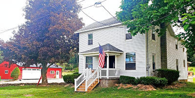 Wyoming County Single Family Home For Sale: 111 Overlook Dr