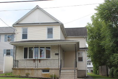 Luzerne County Single Family Home For Sale: 216 Lackawanna Ave