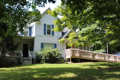Wyoming County Single Family Home For Sale: 297 Turnpike Rd