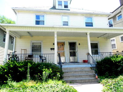 Scranton Multi Family Home For Sale: 838 840 Wheeler Ave