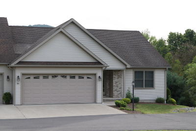 Wyoming County Condo/Townhouse For Sale: 90 Grandview Dr