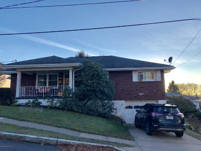 Lackawanna County Single Family Home For Sale: 250 Phinney St