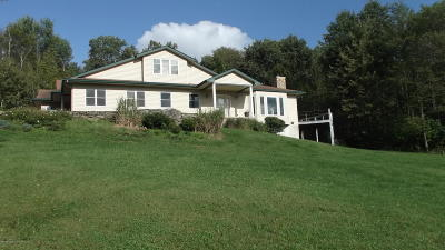 Springville Single Family Home For Sale: 822 Button Rd.