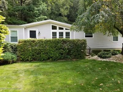 Luzerne County Single Family Home For Sale: 2008 Glendale Rd