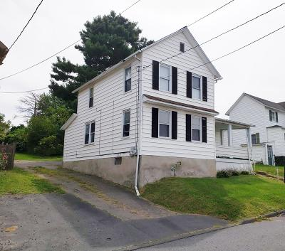 Luzerne County Single Family Home For Sale: 412 New St