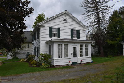 Susquehanna County Single Family Home For Sale: 149 Broad Ave