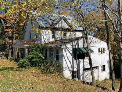 Susquehanna County Single Family Home For Sale: 134 Jessup St