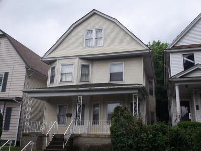 Scranton Single Family Home For Sale: 912 1/2 Madison Ave