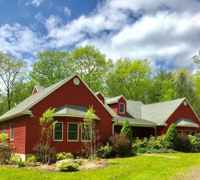 Lackawanna County Single Family Home For Sale: 881 Cortez Rd