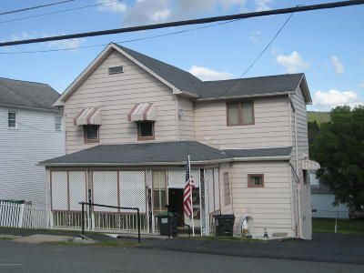 Susquehanna County Single Family Home For Sale: 618 Railroad Street