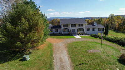 Wyoming County Single Family Home For Sale: 120 Margaret Hollow Rd