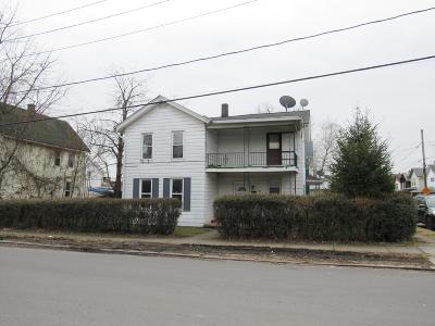 Lackawanna County Multi Family Home For Sale: 623 Court St