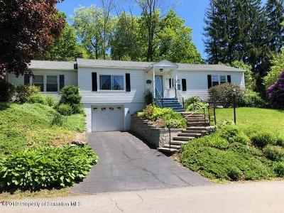 Luzerne County Single Family Home For Sale: 61 Staub Rd