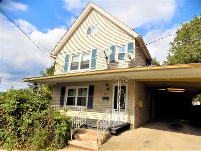 Lackawanna County Single Family Home For Sale: 613 River St