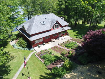 Bradford County Single Family Home For Sale: 475 Valley Lakes Lane