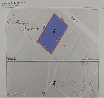 Lackawanna County Residential Lots & Land For Sale: 313 Betty St
