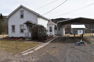 Susquehanna County Single Family Home For Sale: 6704 Lindaville Road