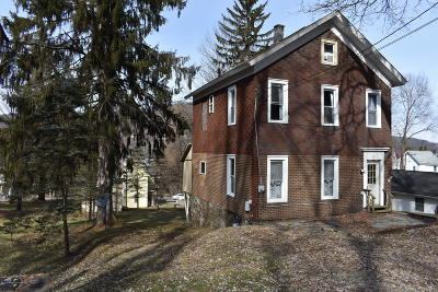 Susquehanna County Single Family Home For Sale: 47 Washington Street