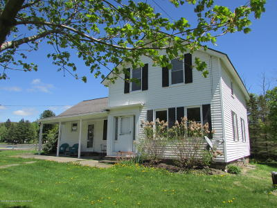 Susquehanna County Single Family Home For Sale: 11554 Forest Lake Road